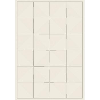 Tapis blanc 160 x 230 cm