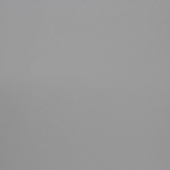 Toile cirée unie laquée gris perle 140 cm
