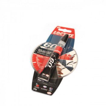 Colle extraforte repositionnable LOCTITE 60 sec