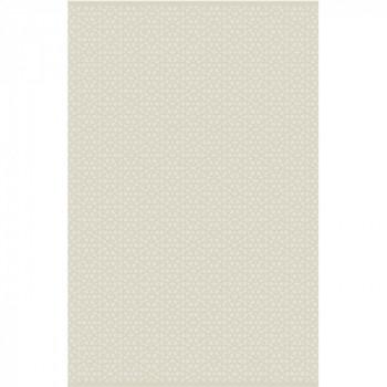 Tapis tressé beige 160 x 230 cm