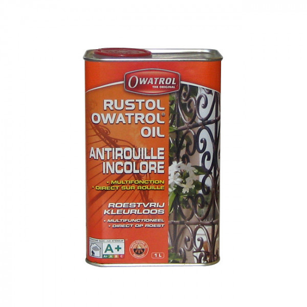 Antirouille OWATROL incolore 1L