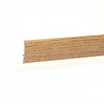Barre de seuil à clipser chêne Chambord 41 mm x 83 cm