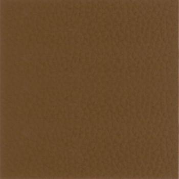 Tissu simili cuir brun 140 cm