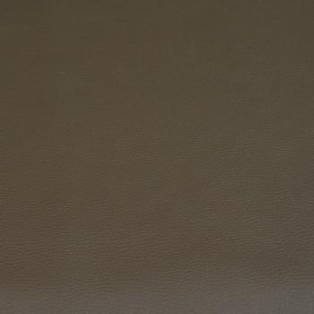 Tissu simili cuir chocolat 140 cm