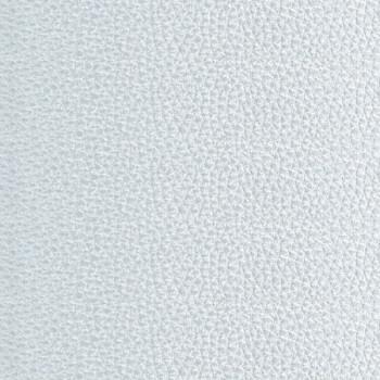Tissu simili cuir argent 140 cm