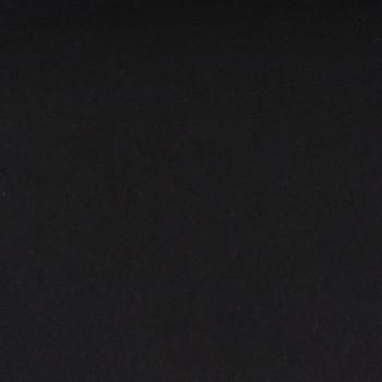 Tissu gabardine noir 150 cm