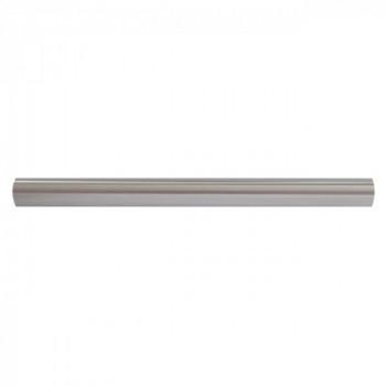Barre extensible KORUM nickel brossé 160 - 300 cm D19mm