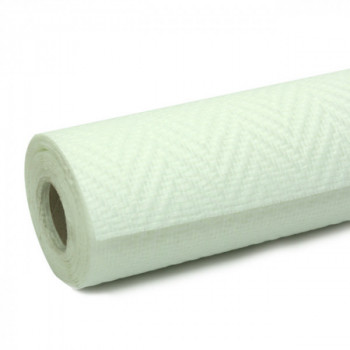 Toile de rénovation fibre de verre chevrons 25 ml