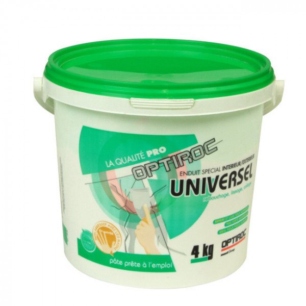 Enduit pate universe