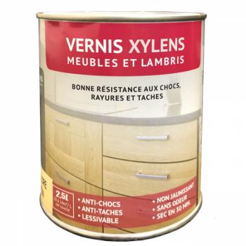 Vernis Xylens spécial lambris effet soie 2,5 L