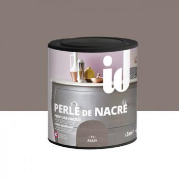 Peinture Id Déco multi-support perle de nacre quartz 0,5L