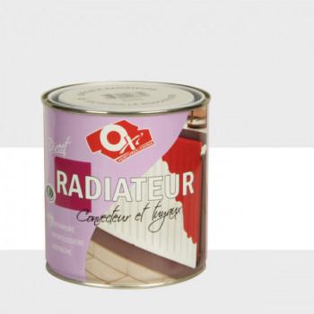 Peinture OXITOL spéciale radiateur blanc brillant
