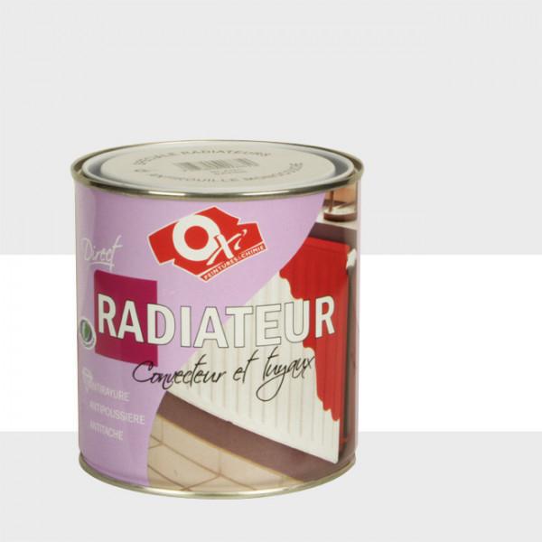 Peinture OXITOL spéciale radiateur...
