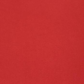 Tissu bachette  rouge cézanne 280 cm
