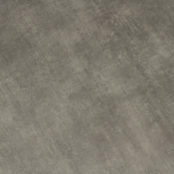Sol PVC aspect béton anthracite