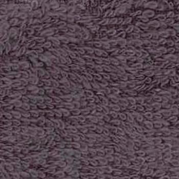 Tissu éponge anthracite 150 cm