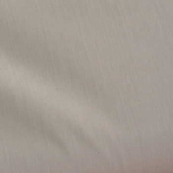 Toile à drap uni vanille 280 cm