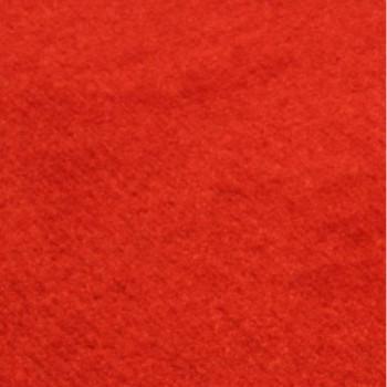 Moquette velours rouge