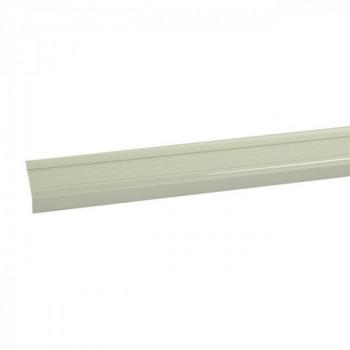 Nez de marche aluminium 42 mm / 25 mm x 110 cm