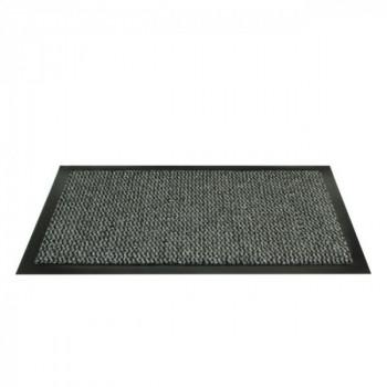 Tapis anti-poussière anthracite 60 x 90 cm