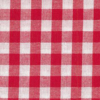 Tissu tissé teint rouge 150 cm