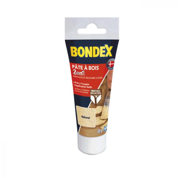 Pâte à bois 2 en 1 BONDEX naturel...