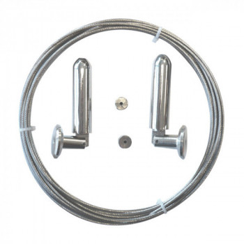 Kit câble acier