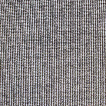 Moquette tissé plat gris acier