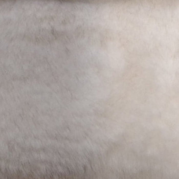 Tissu imitation fourrure Doudou écru 150 cm