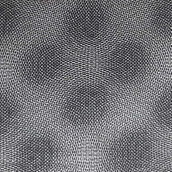 Tissu simili cuir gris 140 cm