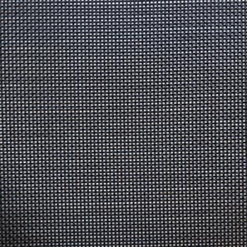 Toile ajourée spéciale extérieur 150 cm noir