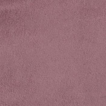 Tissu suédine rose poudré 140 cm
