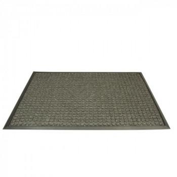 Paillasson gris 60 x 80 cm