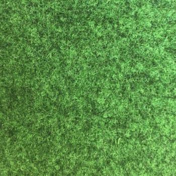 Gazon synthétique Vercors vert 3.5mm en 2 mètres