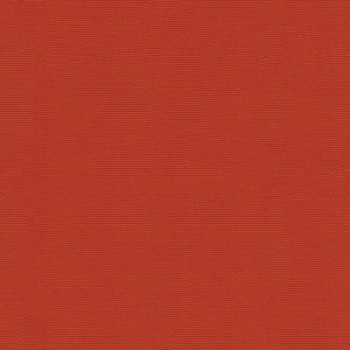 Tissu toile coton orange 280 cm