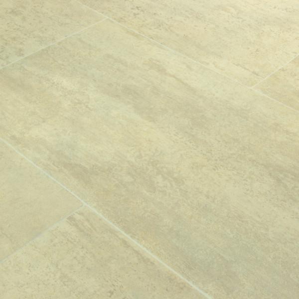 Sol PVC carreaux beiges