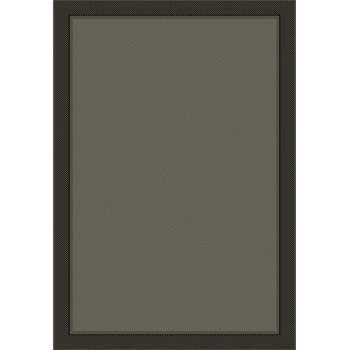 Tapis uni gris 120 x 170 cm