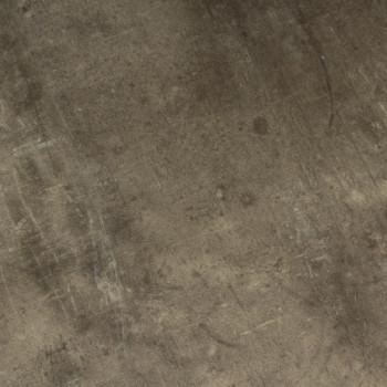 Sol PVC aspect béton industriel gris clair