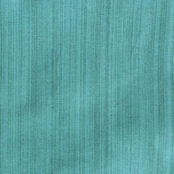 Tissu jacquard uni bleu turquoise 150 cm