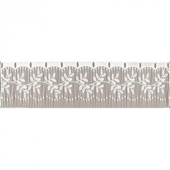 Modulable mailles fleur blanc 60 cm