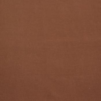 Tissus coton 150 cm chocolat