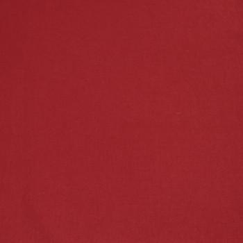Tissu demi natté rouge cardinal 280 cm