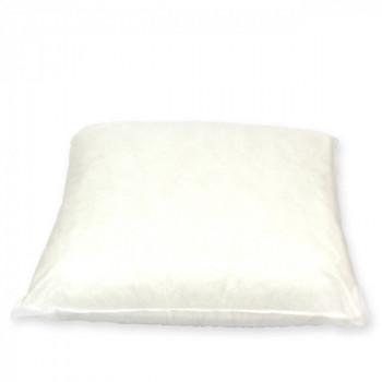 Coussin à recouvrir carré blanc 40 x 40 cm