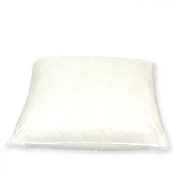 Coussin à recouvrir carré blanc 40x40 cm