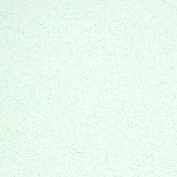 Nappage PVC cristal paillettes argent 140 cm