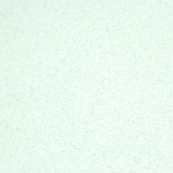 Nappage PVC cristal paillettes argent...