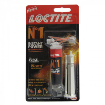 Colle bi-composant extra-forte LOCTITE N°1
