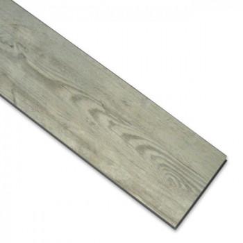 Lame vinyle système clic chêne gris blanchi