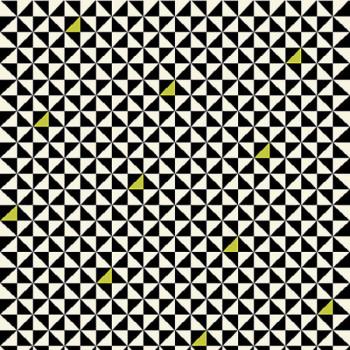 Tapis motifs losanges 160x230 cm