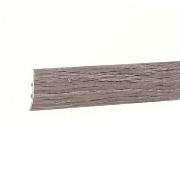 Barre de seuil à clipser pin gris 41...